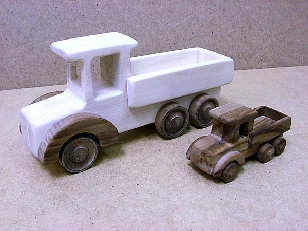 Príklad použitia technológie pri výrobe výrobkov z dreva.všetky